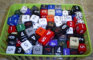 D6 dice
