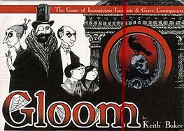 Gloom Card Game 2nd Edition
