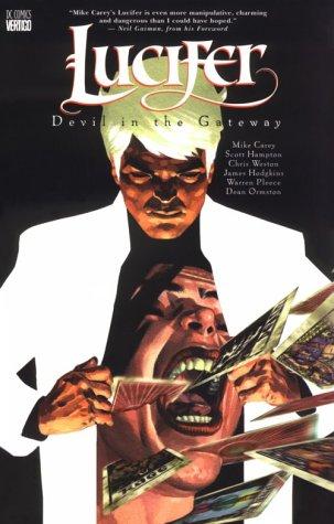 Lucifer: Volume 1: Devil in the Gateway TP - Used