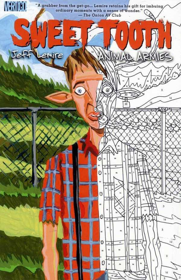 Sweet Tooth: Volume 3: Animal Armies TP - Used