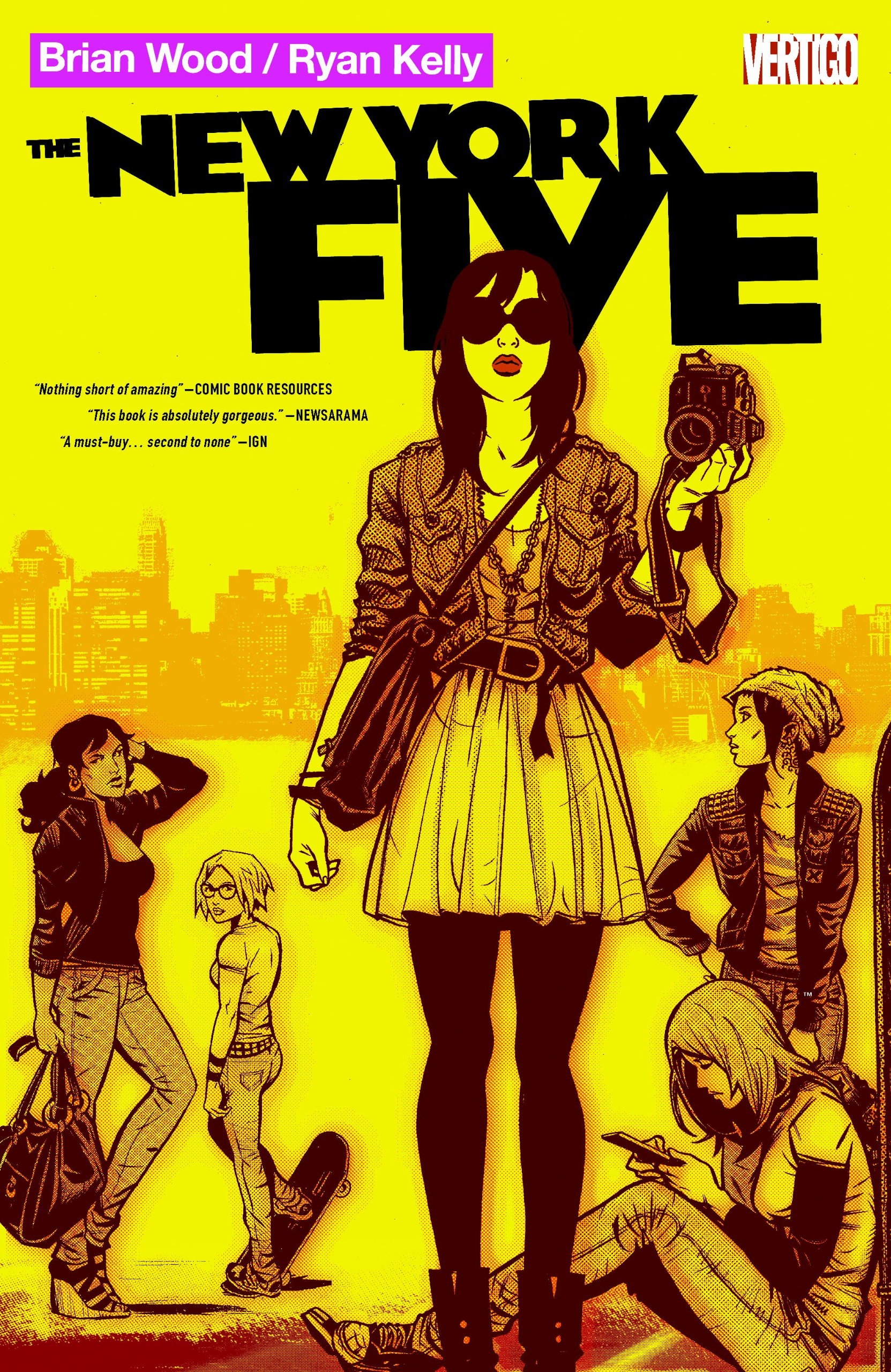 The New York Five TP - Used