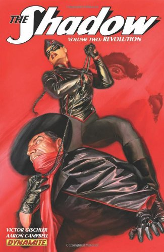 The Shadow: Volume 2: Revolution TP - Used
