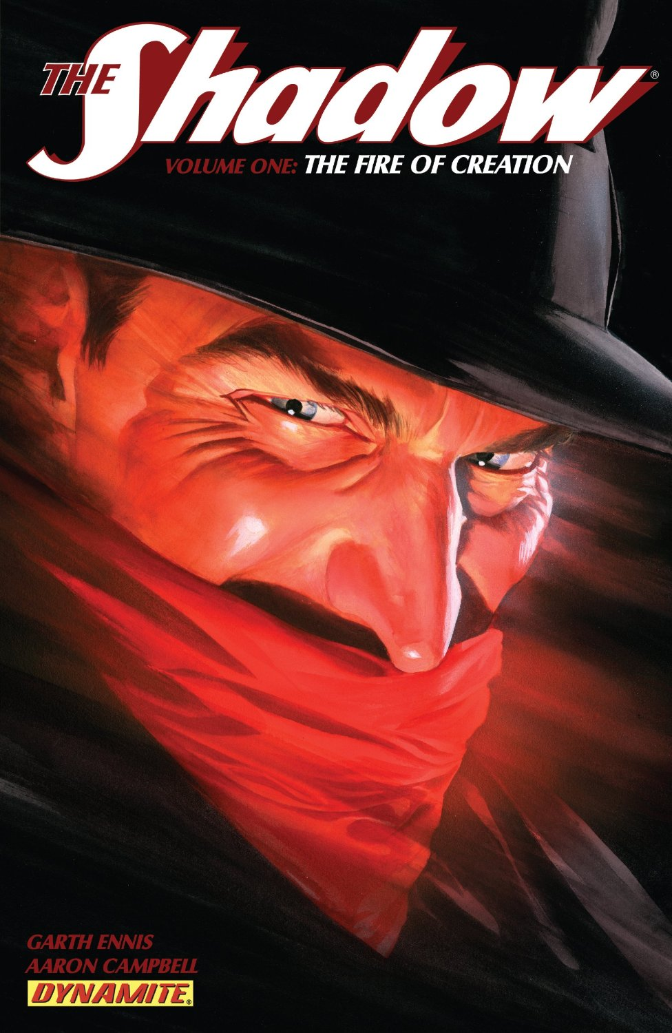The Shadow: Volume 1: The Fire of Creation TP - Used