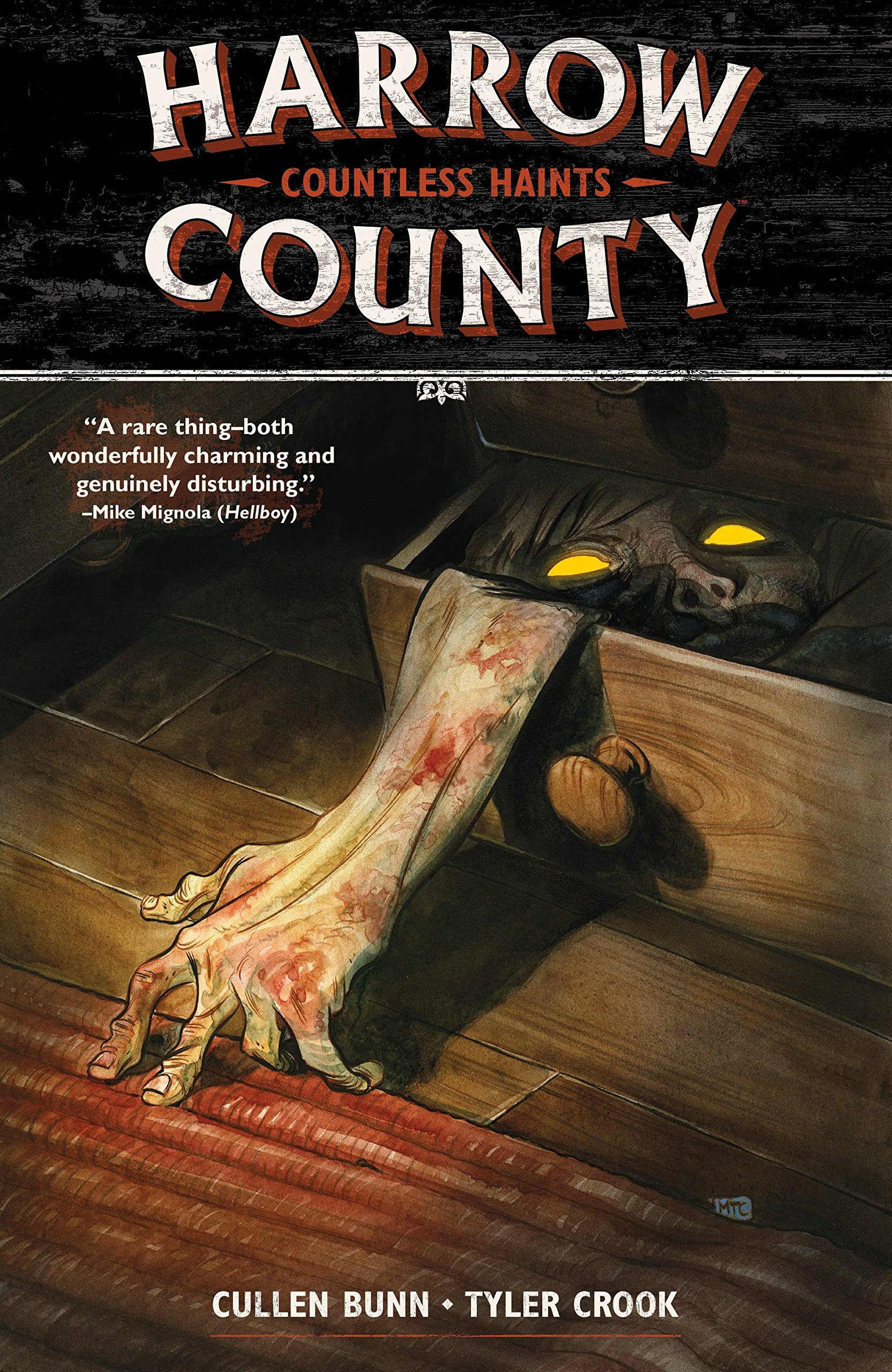 Harrow County: Volume 1: Countless Haints - Used