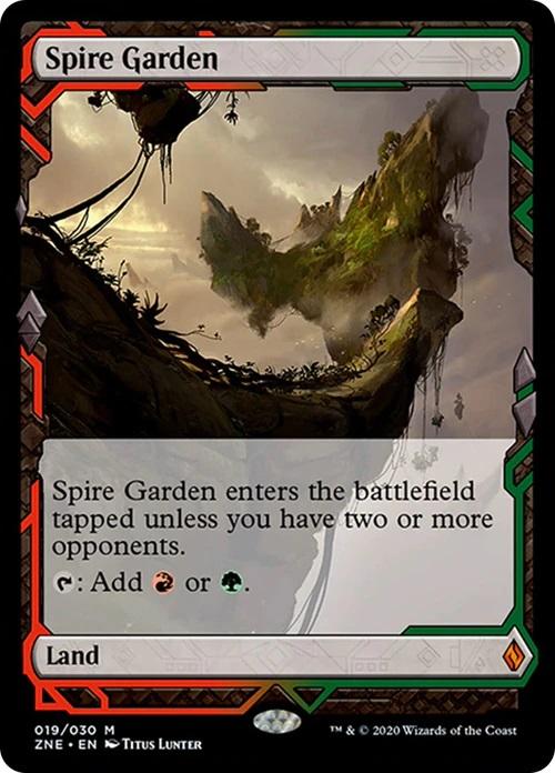 Spire Garden - Zendikar Rising Expedition