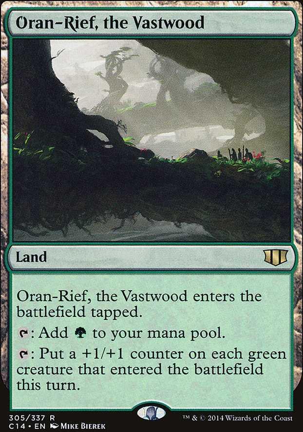 """""""Oran-Rief, the Vastwood"""""""
