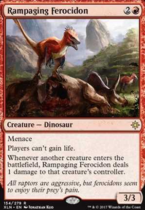 Rampaging Ferocidon