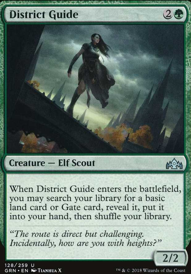 District Guide