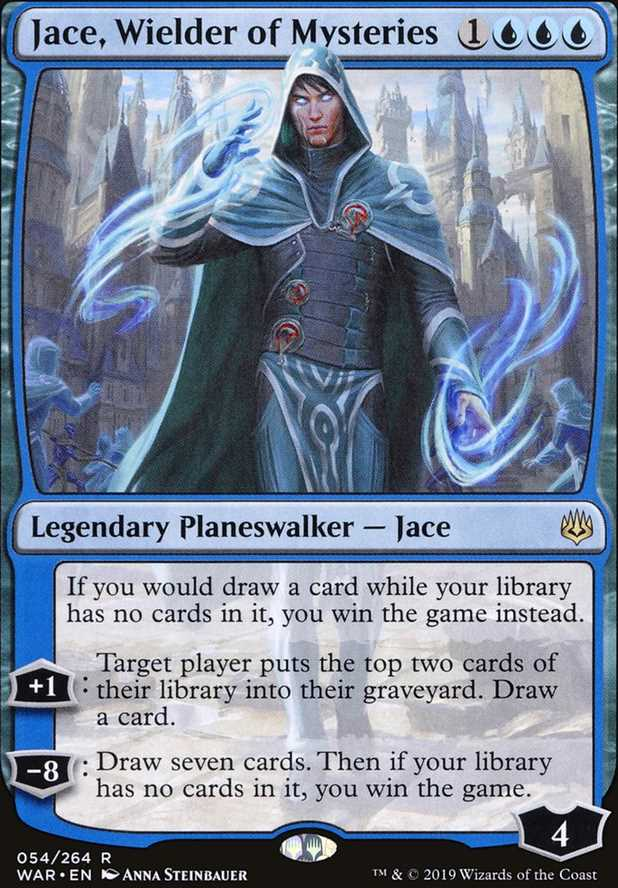 """""""Jace, Wielder of Mysteries"""""""