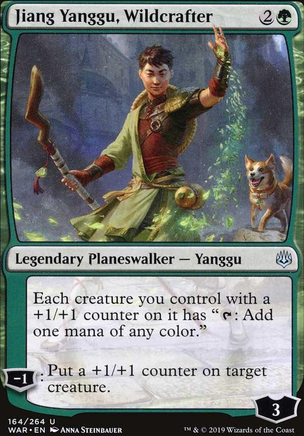 """""""Jiang Yanggu, Wildcrafter"""""""