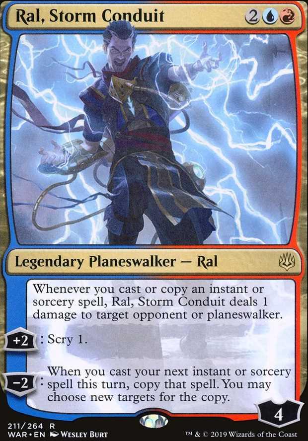 """Ral, Storm Conduit"""