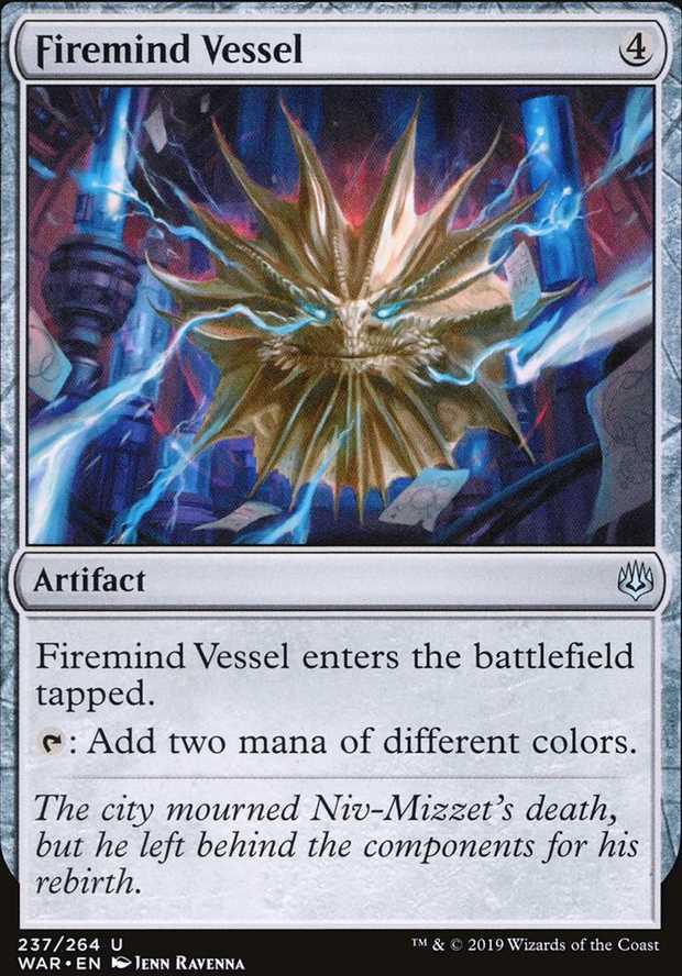 Firemind Vessel