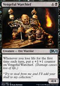 Vengeful Warchief
