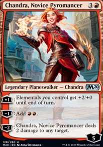 """Chandra, Novice Pyromancer"""