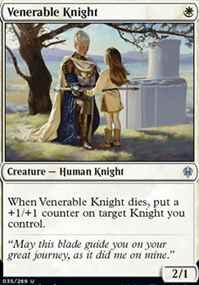 Venerable Knight
