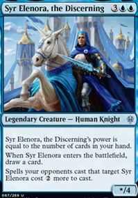 """Syr Elenora, the Discerning"""