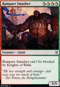 Rampart Smasher