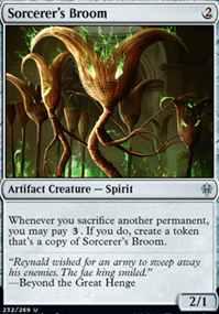 Sorcerer's Broom