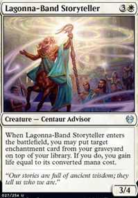 Lagonna-Band Storyteller