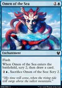 Omen of the Sea