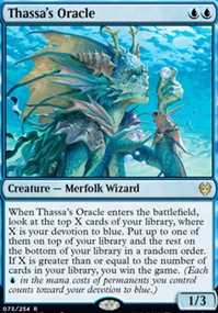 Thassa's Oracle