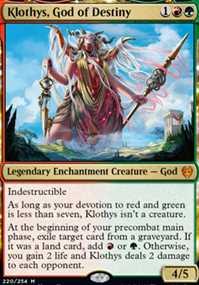 """""""Klothys, God of Destiny"""""""