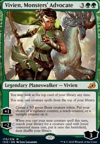 """Vivien, Monsters' Advocate"""